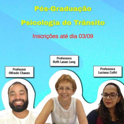 UNIP – Pós-Graduação com 40% de Desconto em Psicologia do Trânsito